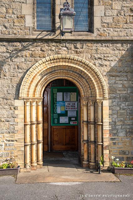 St Paul's Door