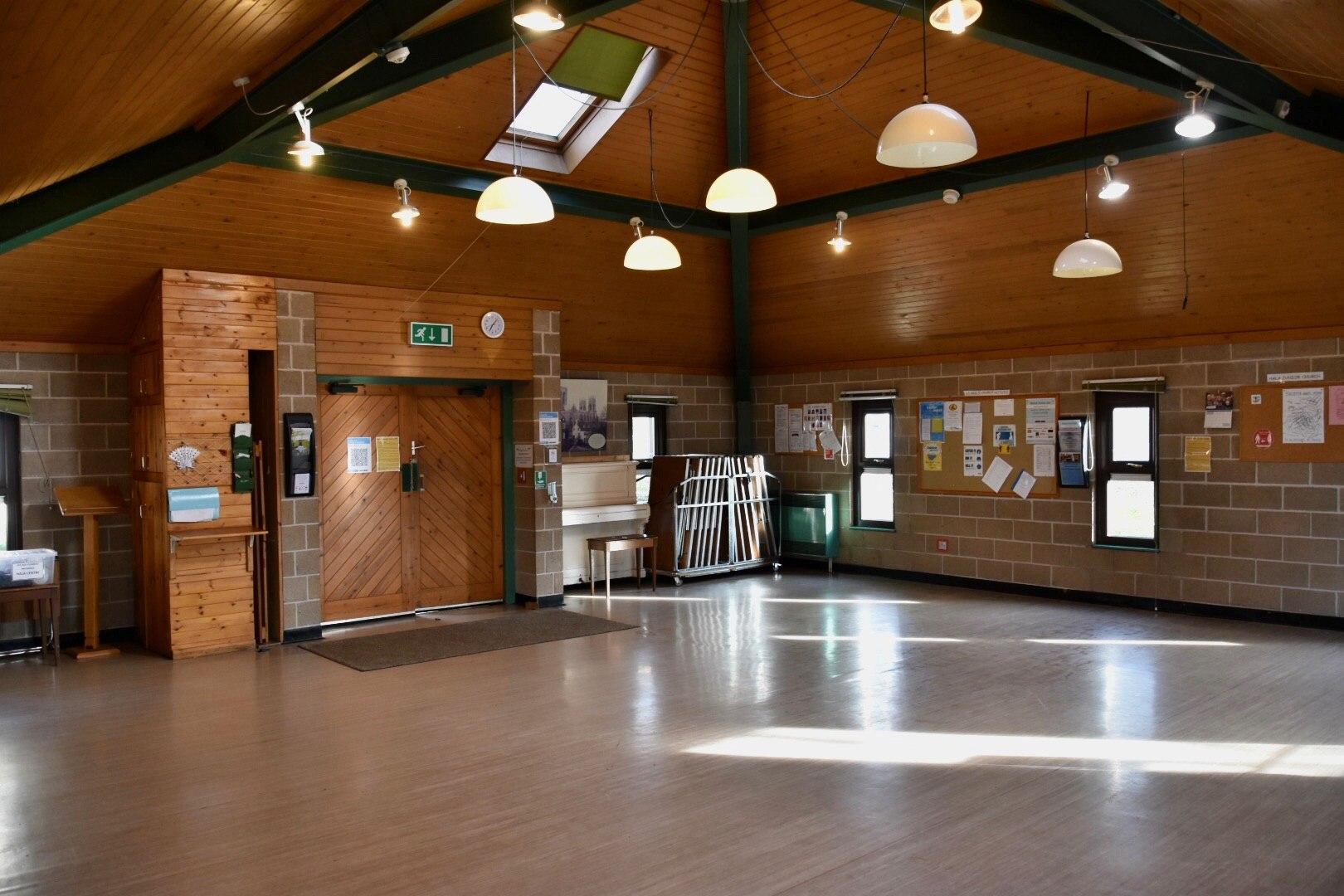 Inside Hala Centre